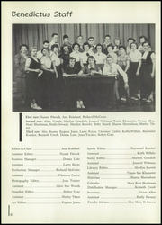 Page 10, 1954 Edition, Fort Branch High School - Key Yearbook (Fort Branch, IN) online yearbook collection