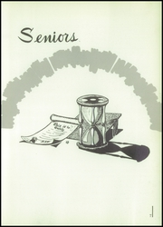 Page 11, 1954 Edition, Fort Branch High School - Key Yearbook (Fort Branch, IN) online yearbook collection