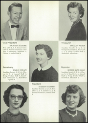 Page 12, 1954 Edition, Fort Branch High School - Key Yearbook (Fort Branch, IN) online yearbook collection