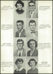 Page 14, 1954 Edition, Fort Branch High School - Key Yearbook (Fort Branch, IN) online yearbook collection