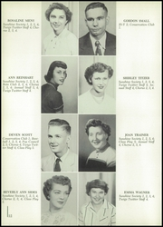 Page 16, 1954 Edition, Fort Branch High School - Key Yearbook (Fort Branch, IN) online yearbook collection