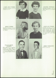 Page 17, 1954 Edition, Fort Branch High School - Key Yearbook (Fort Branch, IN) online yearbook collection