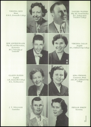 Page 9, 1954 Edition, Fort Branch High School - Key Yearbook (Fort Branch, IN) online yearbook collection