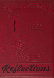 1956 Edition, Fort Branch High School - Key Yearbook (Fort Branch, IN)