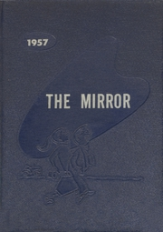 1957 Edition, Fort Branch High School - Key Yearbook (Fort Branch, IN)