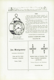 Page 13, 1920 Edition, Owensville High School - Kickapoo Yearbook (Owensville, IN) online yearbook collection