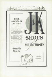 Page 17, 1920 Edition, Owensville High School - Kickapoo Yearbook (Owensville, IN) online yearbook collection