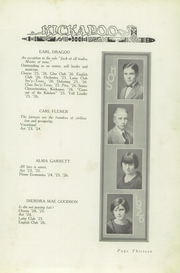 Page 17, 1926 Edition, Owensville High School - Kickapoo Yearbook (Owensville, IN) online yearbook collection