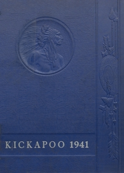 Page 1, 1941 Edition, Owensville High School - Kickapoo Yearbook (Owensville, IN) online yearbook collection