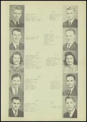 Page 17, 1945 Edition, Dale High School - Memories Yearbook (Dale, IN) online yearbook collection
