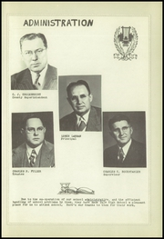 Page 11, 1950 Edition, Dale High School - Memories Yearbook (Dale, IN) online yearbook collection