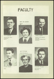 Page 13, 1950 Edition, Dale High School - Memories Yearbook (Dale, IN) online yearbook collection