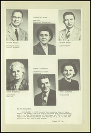 Page 15, 1950 Edition, Dale High School - Memories Yearbook (Dale, IN) online yearbook collection