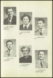 Page 11, 1951 Edition, Dale High School - Memories Yearbook (Dale, IN) online yearbook collection