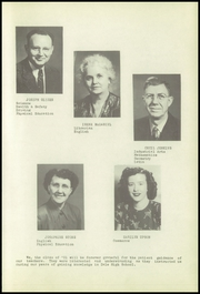 Page 13, 1951 Edition, Dale High School - Memories Yearbook (Dale, IN) online yearbook collection