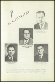 Page 9, 1951 Edition, Dale High School - Memories Yearbook (Dale, IN) online yearbook collection