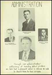 Page 10, 1952 Edition, Dale High School - Memories Yearbook (Dale, IN) online yearbook collection