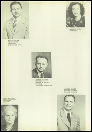 Page 12, 1952 Edition, Dale High School - Memories Yearbook (Dale, IN) online yearbook collection