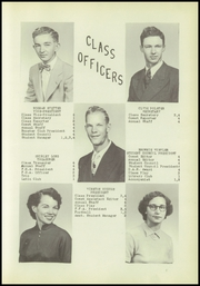 Page 15, 1952 Edition, Dale High School - Memories Yearbook (Dale, IN) online yearbook collection