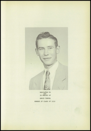Page 7, 1952 Edition, Dale High School - Memories Yearbook (Dale, IN) online yearbook collection
