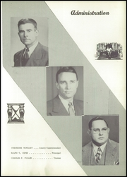 Page 11, 1954 Edition, Dale High School - Memories Yearbook (Dale, IN) online yearbook collection