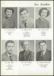 Page 12, 1954 Edition, Dale High School - Memories Yearbook (Dale, IN) online yearbook collection