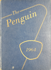 1964 Edition, Whites Institute - Penguin Yearbook (Wabash, IN)