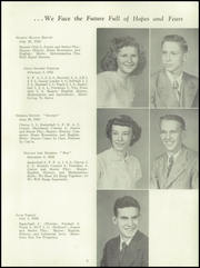 Page 11, 1951 Edition, Shawswick High School - Hillcrest Yearbook (Bedford, IN) online yearbook collection