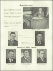 Page 7, 1951 Edition, Shawswick High School - Hillcrest Yearbook (Bedford, IN) online yearbook collection