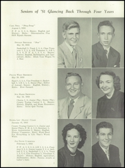 Page 9, 1951 Edition, Shawswick High School - Hillcrest Yearbook (Bedford, IN) online yearbook collection