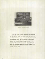 Page 6, 1953 Edition, English High School - Englishman Yearbook (English, IN) online yearbook collection