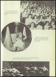 Page 11, 1957 Edition, Franklin Township High School - Flashback Yearbook (Wanamaker, IN) online yearbook collection
