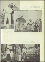 Page 15, 1957 Edition, Franklin Township High School - Flashback Yearbook (Wanamaker, IN) online yearbook collection