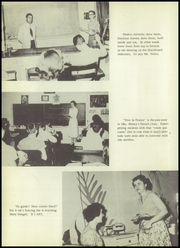 Page 16, 1957 Edition, Franklin Township High School - Flashback Yearbook (Wanamaker, IN) online yearbook collection