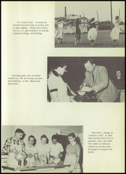 Page 17, 1957 Edition, Franklin Township High School - Flashback Yearbook (Wanamaker, IN) online yearbook collection