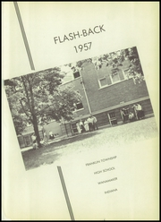 Page 5, 1957 Edition, Franklin Township High School - Flashback Yearbook (Wanamaker, IN) online yearbook collection