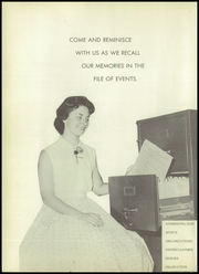 Page 6, 1957 Edition, Franklin Township High School - Flashback Yearbook (Wanamaker, IN) online yearbook collection