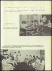 Page 7, 1957 Edition, Franklin Township High School - Flashback Yearbook (Wanamaker, IN) online yearbook collection
