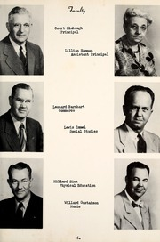 Page 13, 1952 Edition, Syracuse High School - Echo Yearbook (Syracuse, IN) online yearbook collection
