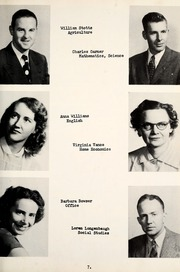 Page 15, 1952 Edition, Syracuse High School - Echo Yearbook (Syracuse, IN) online yearbook collection