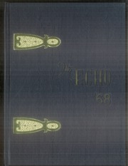 Page 1, 1968 Edition, Syracuse High School - Echo Yearbook (Syracuse, IN) online yearbook collection