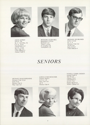 Page 10, 1968 Edition, Syracuse High School - Echo Yearbook (Syracuse, IN) online yearbook collection