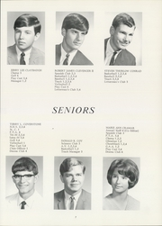 Page 11, 1968 Edition, Syracuse High School - Echo Yearbook (Syracuse, IN) online yearbook collection
