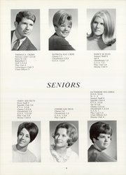 Page 12, 1968 Edition, Syracuse High School - Echo Yearbook (Syracuse, IN) online yearbook collection