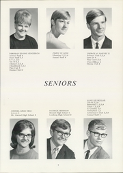 Page 13, 1968 Edition, Syracuse High School - Echo Yearbook (Syracuse, IN) online yearbook collection