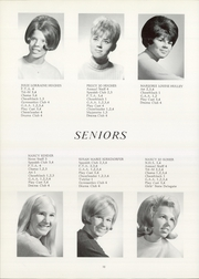 Page 14, 1968 Edition, Syracuse High School - Echo Yearbook (Syracuse, IN) online yearbook collection