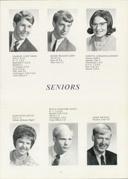 Page 15, 1968 Edition, Syracuse High School - Echo Yearbook (Syracuse, IN) online yearbook collection