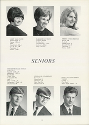 Page 17, 1968 Edition, Syracuse High School - Echo Yearbook (Syracuse, IN) online yearbook collection