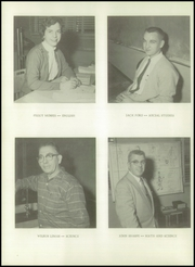 Page 12, 1960 Edition, Monon High School - Mononitor Yearbook (Monon, IN) online yearbook collection