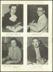 Page 13, 1960 Edition, Monon High School - Mononitor Yearbook (Monon, IN) online yearbook collection